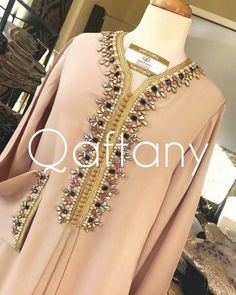 Morrocan Wedding Dress, Morrocan Dress, Moroccan Caftan, Moroccan Style, Modele Hijab, Embroidery Dress, Stylish Dresses, Designer Dresses, Chic