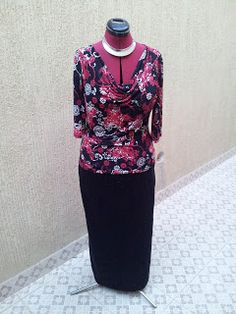 Sew Fashionably Modest: Key Item McCall's 3830 Done