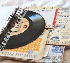 Bind-It-All: A Mixed Up Summer Journal