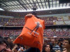 BFM @ Bruce Springsteen's concert, San Siro Stadium (Milan), Italy