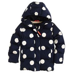 j crew puffer coat - Snow gear for kids on #redsoledmomma.com