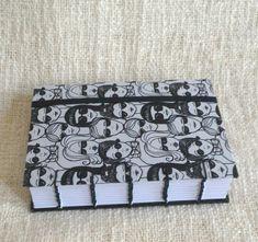 Caderno Costurado à Mão | atelierdocesabor.com