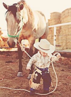 Little cowboy. ❣Julianne McPeters❣ no pin limits