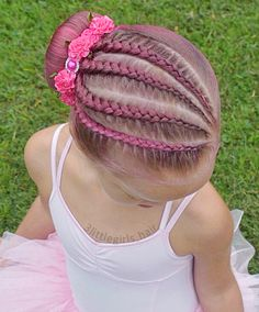 Baby Hairstyles Ideas – Baby and Toddler Clothing and Accesories Box Braids Hairstyles, Work Hairstyles, Little Girl Hairstyles, Pretty Hairstyles, Gymnastics Hair, Girl Hair Dos, Natural Hair Styles, Long Hair Styles, Braids For Black Hair