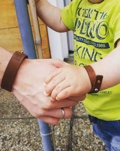 #Love is in the Air  #father #son #baby #children #Kinder #bracelet #armband #leder #leather #accessories #schmuck #fashion #ootd #photooftheday #mode #Boho #Design #lifestyle #vsco #loveit #graz #Österreich #austria #cowstyleday2day Leather Accessories, Austria, Fathers Day, Vsco, Ootd, Children, Kids, Crafty, Bracelet