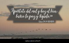 Salmos 34:14