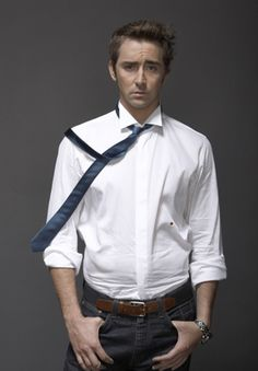 Lee Pace - one of my favorites.