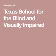 essays on communication and the blind and visually impaired Due to inexistent subtle clues and facial expressions, the social interactions of visually and hearing impaired persons are complicated while a sighted child will signal attachment and recognition to familiar people through a smile, a blind child will smile upon recognition of his mother's voice after about 2 months.