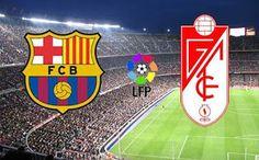 Portail des Frequences des chaines: FC Barcelona vs  Granada CF 18:45 GMT 29.10.2016