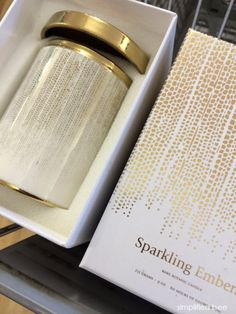 """Candles make a great gift for the """"ungiftable"""" on your list. This is rare botanic candle is only $24!"""