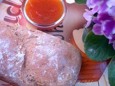 Timeless Pleasures: bread yogurt and honey ... for World Bread Day