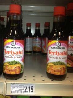 Kikkoman Teriyaki or Soy Sauce only $1.09 at Homeland http://www.couponcloset.net/kikkoman-teriyaki-or-soy-sauce-only-19-at-homeland/?utm_campaign=coschedule&utm_source=pinterest&utm_medium=Carrie%20from%20CouponCloset.net%20(Coupons%20and%20Savings)&utm_content=Kikkoman%20Teriyaki%20or%20Soy%20Sauce%20only%20%241.09%20at%20Homeland