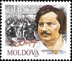 GERLILIBROS: 18 de agosto de 1850 muere Honore-de-Balzac   (Hon...