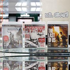 ¡Sábados de acción con PS3! Haz tus fines de semana más divertidos que nunca, con los nuevos juegos para PS3 que tiene KB games.