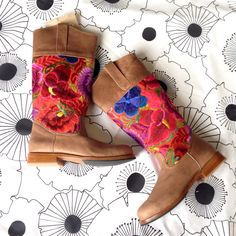 Teysha Atlas Riding Boots // Handmade in Guatemala www.teysha.is