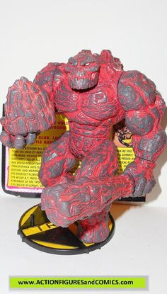 WildCats SLAG red jim lee action figures image  playmates toys