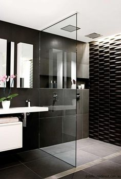 Top 10 Black And White Bathrooms Styling By Vanessa Colyer Tay Photography Sam Mcadam Cooper