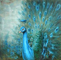 50 Beautiful Bird Paintings and Art works for your inspiration | Read full article: http://webneel.com/bird-paintings-art | more http://webneel.com/daily | Follow us www.pinterest.com/webneel                                                                                                                                                                                 More