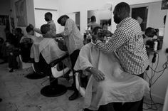 What they didn't tell you about the black barber in America