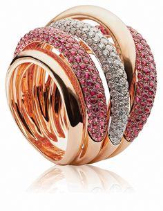 #ruby #ring #liali #jewellery