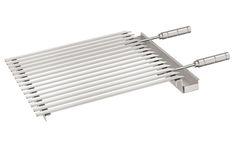 Grelha em V - V Shaped grill