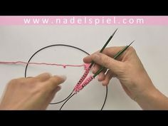 Knitting Socks with eliZZZa #03 * How to knit socks with one circular needle and magic loop - YouTube