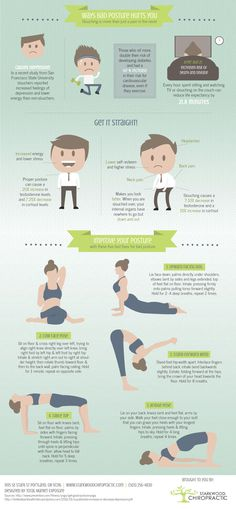 Why You Have Bad Posture and How To Fix It