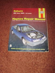 Justgivemethedamnmanual your source for free owners manuals haynes automotive repair manual saturn 1991 1999 all models fandeluxe Gallery