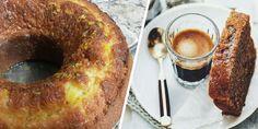 Quem é que não gosta de um cafezinho no meio da tarde? Selecionamos 5 receitas deliciosas de bolos para acompanhar o café para você se inspirar.