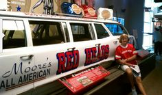 All American Red Head exhibit in Women's Basketball Hall of Fame, Brenda O'Bryan Koester #AARH