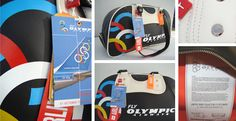 Only three bags were made. Doesn't get more collectable than that. - Airlines Originals Collectors, Olympic Airways