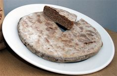 Traditional Beremeal Bannock, as made on Orkney, Scotland   © Lou Sander / Wikipedia Commons - CCA ShareAlike [WMS0521]