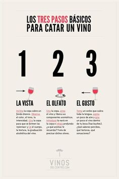 Aprende a catar vinos en tres sencillos pasos  Fuente: vinosdelcentro.com