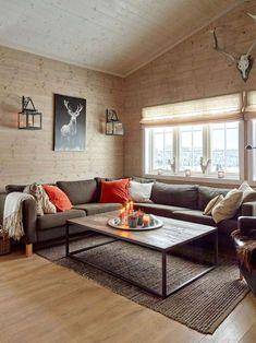 Beau Keltainen Talo Rannalla Getaway Cabins, Home Decor Styles, Rannalla, Little  Houses, Norway