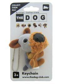 Artlist Collection THE DOG — keyring. Yorkshire Terrier Plush Keyring  £4.99