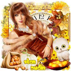 MI RINCÓN GÓTICO: CT for Sandy Designs & CT for Stan Dudin, **Spirit of Fall**
