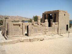 Temple d'Hator à Philaé