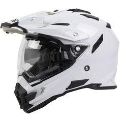 2016 ONeal Sierra Adventure Helmet - White