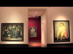 Fernando Botero - Museo del Palacio de Bellas Artes - YouTube