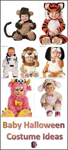 """Nothing is quite as cute as a baby in a Halloween costume. Whether you purchase a Halloween costume or create one yourself, you are looking for the cuteness factor so that everyone """"oohs' and 'aahs' over your baby in her adorable infant Halloween costume."""