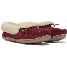 Women's Tabby Fold Trapper Slipper ($40)