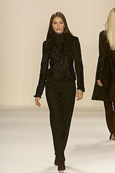Ralph Lauren Fall 2000 Ready-to-Wear Collection - Vogue