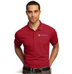Ogio Slim Fit Moisture Wicking Polo    About This Product This Ogio high-performance, moisture wicking polo is cool enough for The Human Torch and makes a perfect pair with any bottom with its rounded, bartacked placket.