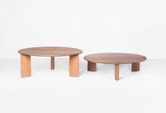 Mesa de centro FOLHA____ Design Guilherme Wentz [lançamento 2016]
