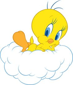 View full size Cute Baby Tweety Bird Wallpaper Clipart and download transparent clipart for free! Like it and pin it. Baby Looney Tunes, Looney Tunes Cartoons, Classic Cartoon Characters, Classic Cartoons, Tweety Bird Drawing, Tweety Bird Quotes, Mickey Mouse Drawings, Cute Disney Pictures, Phineas Y Ferb