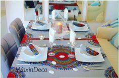 WaxinDeco Nappe et sets de table