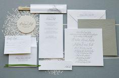 Wedding Ideas: unique-silver-teal-wedding-invitations