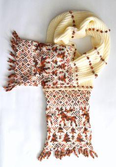 Strickschals - Strickschal - ein Designerstück von JuliaBrusenzewa Designer, Knitting, Fashion Styles, Breien, Tricot, Stricken, Weaving, Crochet, Stitches