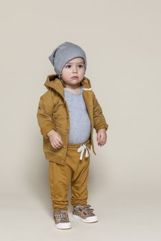 Baggy Pant Seamless - baby - shop | Gray Label