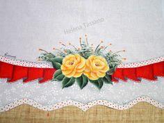 Helena Tassano Artesanato, Pintura em Tecido, Aulas de Pintura, Pintura sobre Tela: Julho 2013